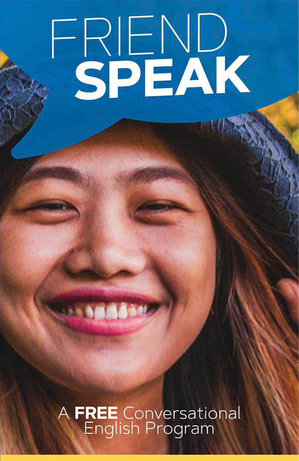 FriendSpeak 2019 Cover